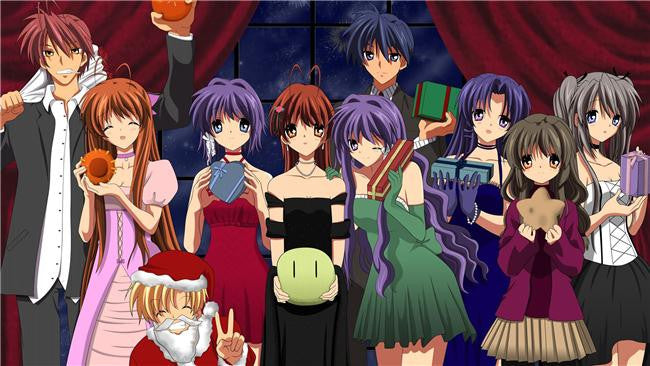 Clannad Anime Silk Print Poster 199