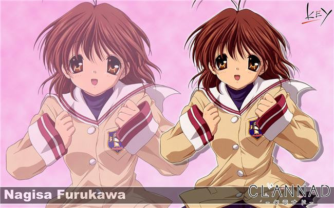 Clannad Anime Silk Print Poster 302