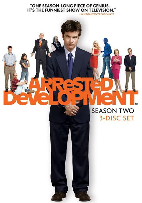 Arrested Development Silk Print TV Shows Poster 033