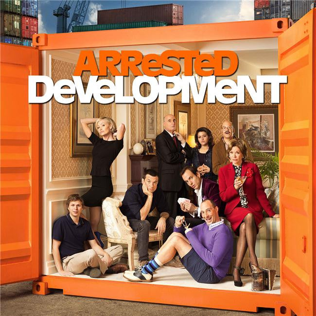 Arrested Development Silk Print TV Shows Poster 037