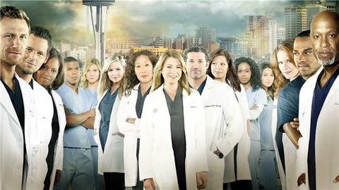 Greys Anatomy Season 10 Silk Print TV Shows Poster 032