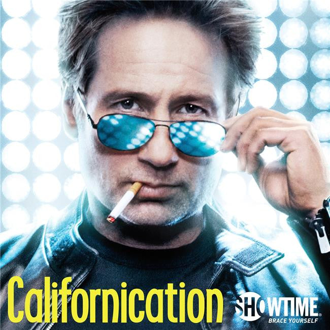 Californication Season 6 Silk Print TV Shows Poster 001