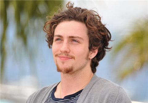 Aaron Johnson Silk Print Artists Poster 002