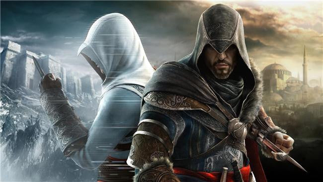 Assassins Creed Brotherhood Silk Print Games Poster 069