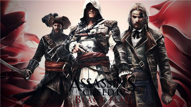 Assassins Creed Brotherhood Silk Print Games Poster 275