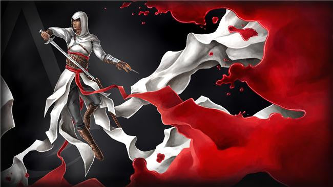 Assassins Creed Brotherhood Silk Print Games Poster 276