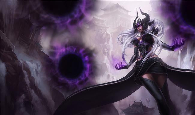 League Of Legends Silk Print Games Poster 097