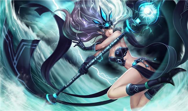League Of Legends Silk Print Games Poster 114