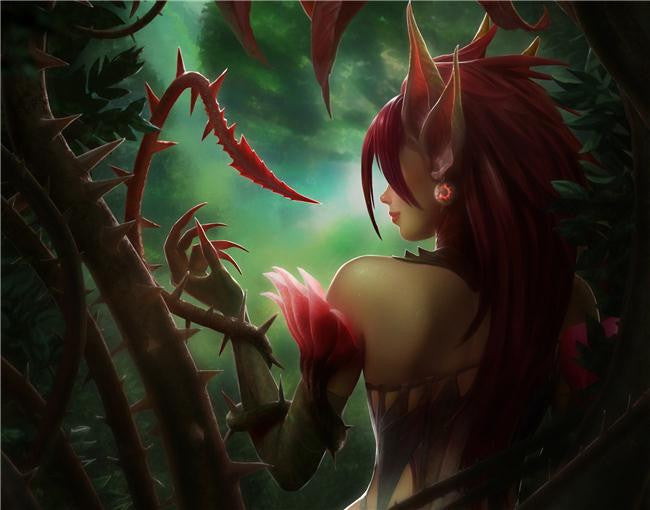 League Of Legends Silk Print Games Poster 142