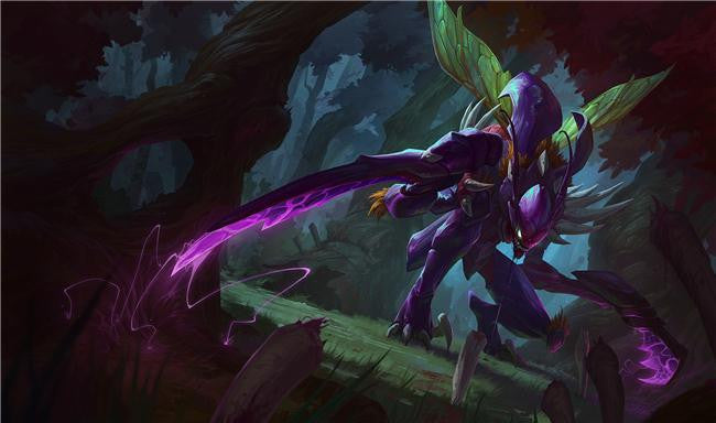 League Of Legends Silk Print Games Poster 212