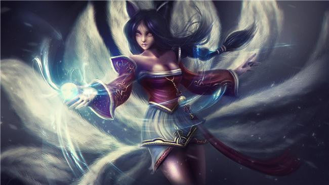 League Of Legends Silk Print Games Poster 273