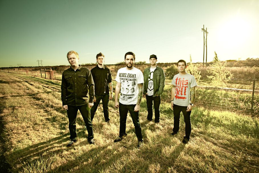 A Day to Remember Music Silk Print Poster 017