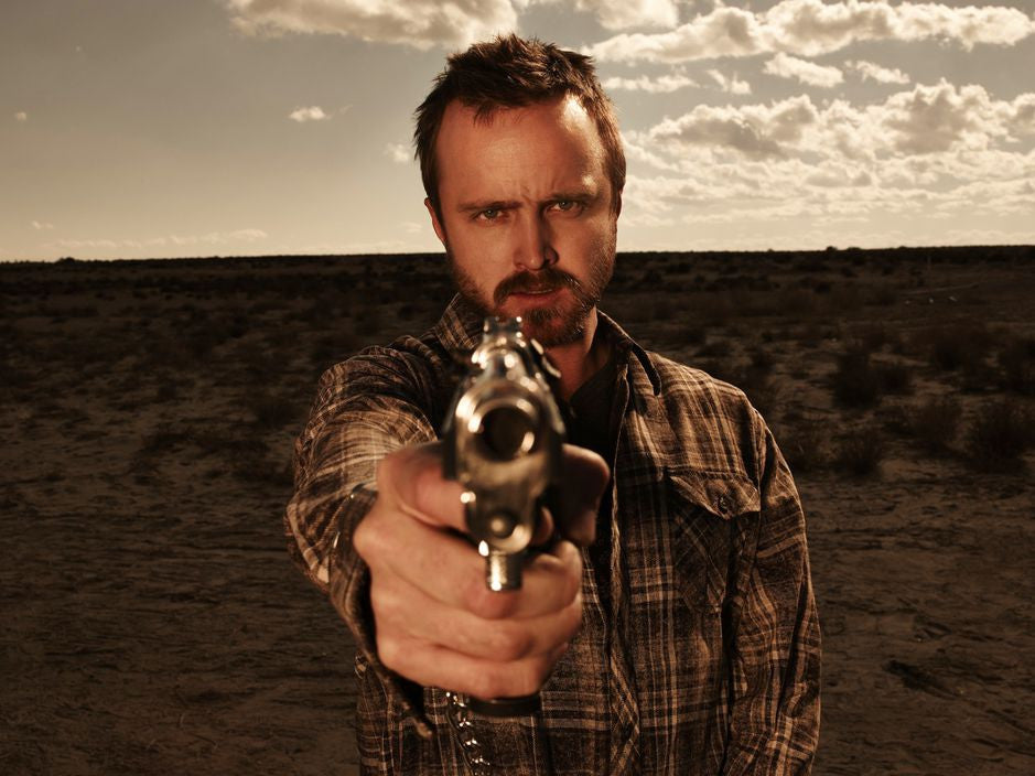 Aaron Paul Artists Silk Print Poster 010