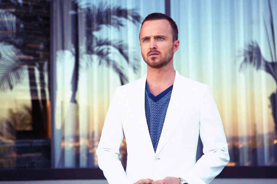 Aaron Paul Artists Silk Print Poster 036