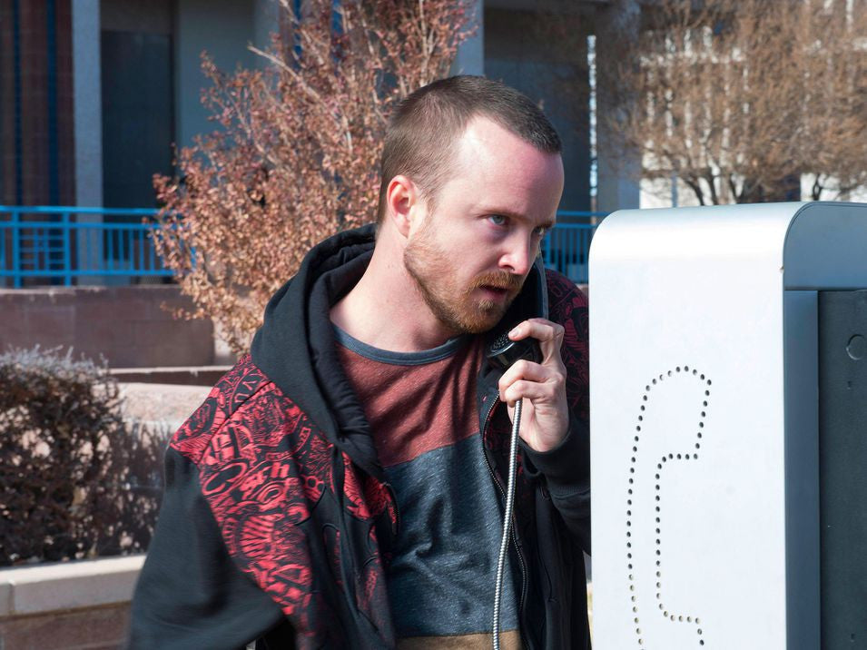 Aaron Paul Artists Silk Print Poster 049