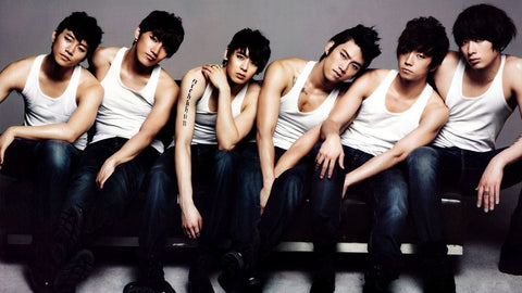 2PM K-pop Silk Print Music Poster 000
