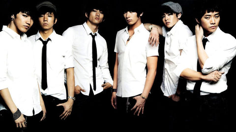 2PM K-pop Silk Print Music Poster 001