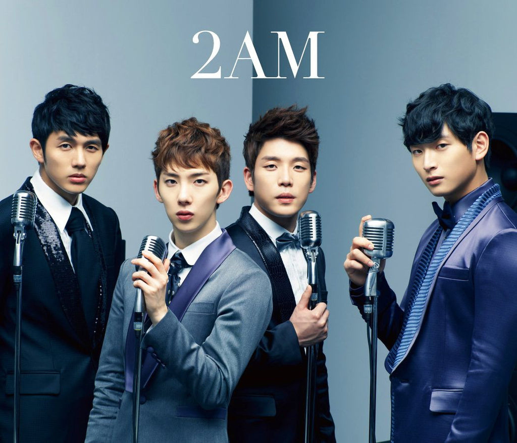 2AM K-pop Silk Print Music Poster 000