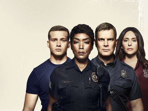 9-1-1 Season 3 Silk Print TV Shows Poster 004