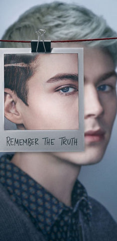 13 Reasons Why Season 2 Silk Print TV Shows Poster 006