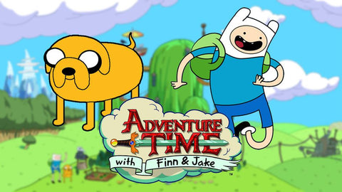 Adventure Time Silk Print Anime Poster 003