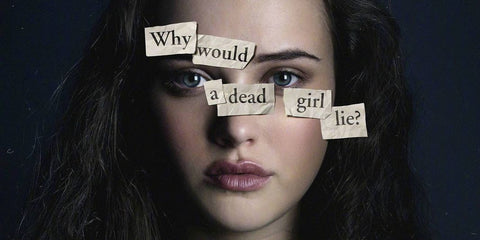 13 Reasons Why Season 2 Silk Print TV Shows Poster 002