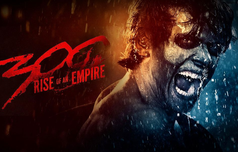 300 Rise of an Empire Silk Print Movie Poster 010