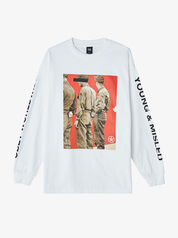 Young & Misled LS Tee