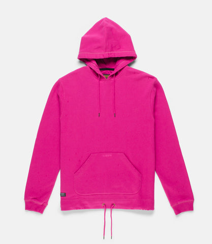 GARMENT SUPPLY OPEN BOTTOM HOODY