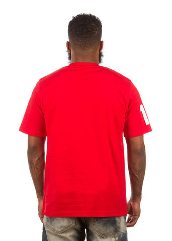 WINGMAN S/S TEE (RED)
