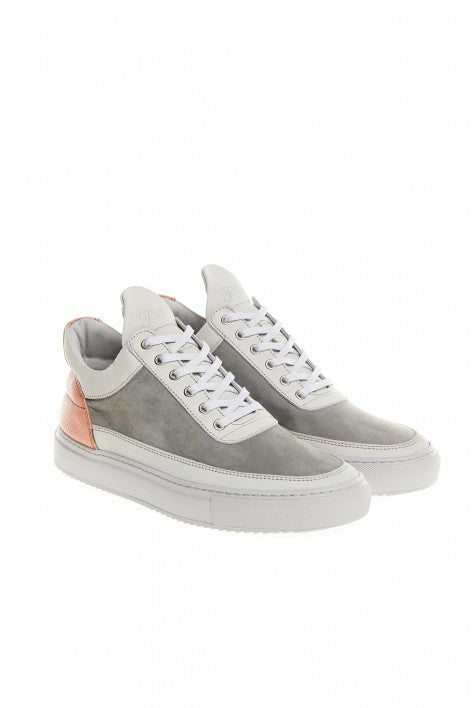 Filling Pieces Low Top Pigeon Grey