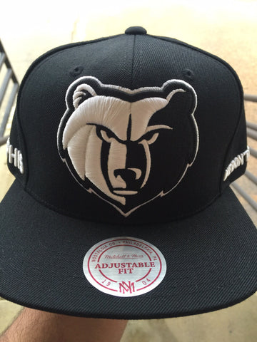 Memphis Grizzlies 'We Don't Bluff' Snapback