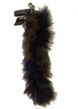 RACOON TAIL CLIP (NATURAL)