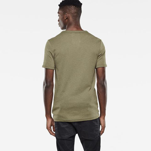 Ramic Granddad Short Sleeve T-shirt