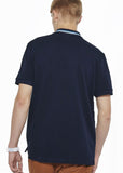 MEN'S L!VE COTTON TRICOLOR POLO