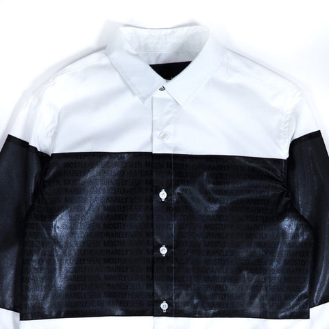 MHRS TYPE WITH MESH SHIRT (WHITE)