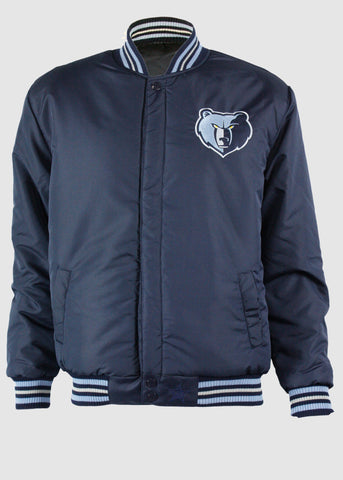 REVERSIBLE NBA MEMPHIS GRIZZLIES JACKET