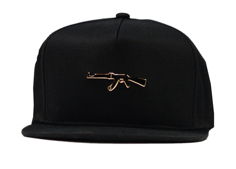 ROSE GOLD AK HAT