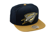 NAVY AND GOLD SNAPBA