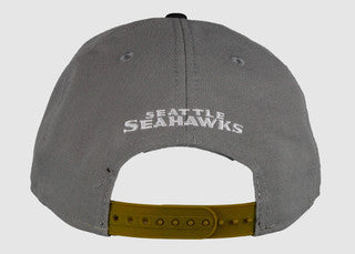 GOLD COLLECTION SEATTLE SEAHAWKS CAP