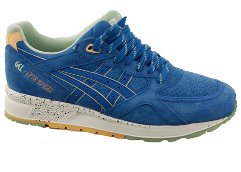 ASICS GEL LYTE SPEED SZ 11 CLASSIC BLUE EASTER PACK