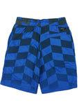 RACE SHORT (BLUE)