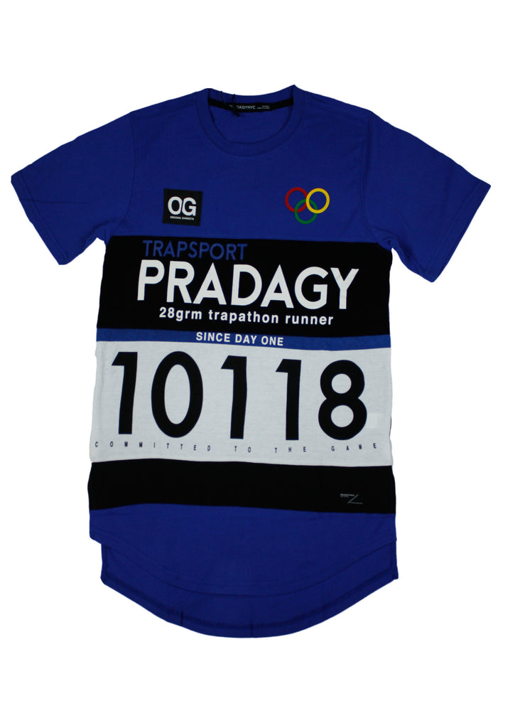 PRADAGY NYC RUNNER BLUE
