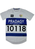 PRADAGY NYC RUNNER WHITE