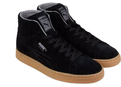 brand new 6d5a8 bc5ed Puma -suede Mid Emboss