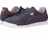PUMA Roma Spring NM Men's Shoes Dark Shadow/Teaberry Red