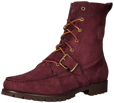 Polo Ralph Lauren Men's Ranger Lace-Up Hiking Boot