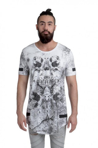 Black Kaviar GOSKIN WHITE T-Shirt