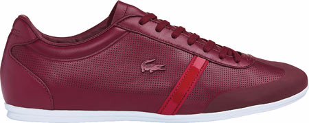 Lacoste Mokara 116 1 CAM DK RED LEATHER Sneaker (Men's)