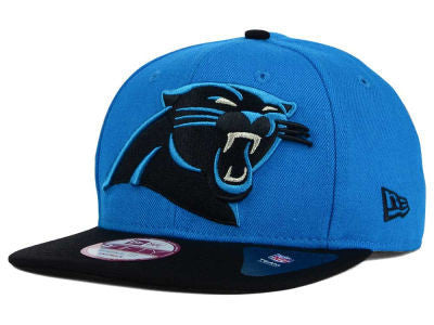 Carolina Panthers NFL Wool Classic XL Logo 9FIFTY Snapback Cap